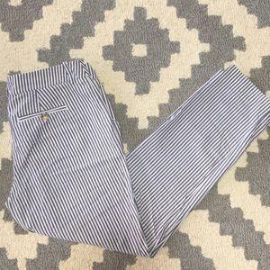 Women's searsucker pants